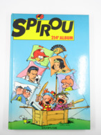 BD RELIURE Spirou 214 - Spirou Magazine