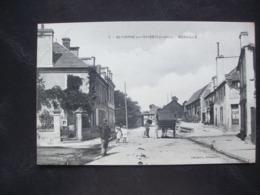 Carte Postale Ancienne De Saint-Pierre-sur-Dives - Donville - Autres Communes