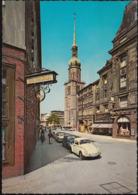 D-44122 Dortmund - Reinoldikirche - Cars - VW Käfer - Opel Rekord - 2x Nice Stamps - Dortmund