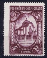 Spain: Edifil 579 Mi 550 MH/* Flz/ Charniere  1930 - Ungebraucht
