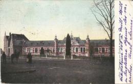 TOURNAI - Ecole Moyenne - Oblitération De 1912 - Doornik