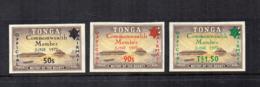 TONGA - 1970 - Indipendenza - 3 Valori - Nuovi - Linguellati * - (FDC17654) - Tonga (1970-...)
