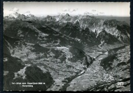 Vorarlberg - Tal - Blick Vom Kapelljoch 2383 M  - NOT Used - See The 2 Scans For Condition. ( Originalscan !! ) - Sonstige