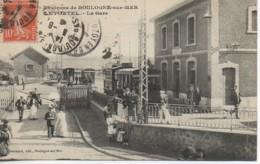 62 LE PORTEL  La Gare - Estaciones Con Trenes