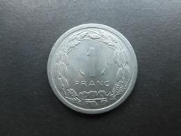 Central African States 1 Franc 1976 - Centrafricaine (République)