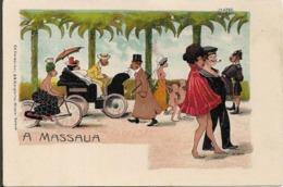 A MASSAUA - Italia
