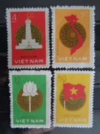 VIETNAM 1978 Y&T N° 92 à 95 ** - ELECTIONS GENERALES - Vietnam