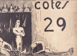 PROGRAMME   ECOLE POLYTECHNIQUE DE PARIS SPECTACLE DES  ELEVES  SEANCE DES COTES 19/10/1929 VOIR 2 EME PAGE - Riviste & Giornali