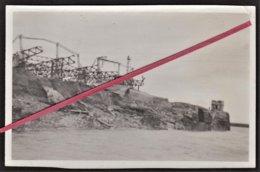 LE HAVRE - Photo Originale _ Quai D'Escale (Roger Meunier)_ Bombardement De 1944 _ Structures Détruites _ Guerre _ Port - Lieux