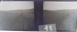 GORNESTI, Mures, Transylvania :  Arrivée Au Village.  Vers 1900. Plaque Verre Stéréoscopique, Négatif. Transylvanie - Plaques De Verre