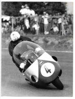 Photo...24 X 18 Cm ...moto Gilera...P.Monneret (france)... - Sport