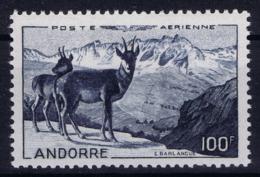 Andorre Mi 141 Airmail Postfrisch/neuf Sans Charniere /MNH/** - Französisch Andorra