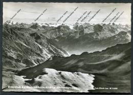 Kreuzjoch - Wormserhütte - Blick Silvrettagruppe - Schwaz  -NOT Used - See The 2 Scans For Condition. (Originalscan !! ) - Sonstige
