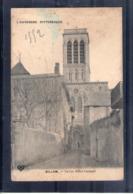 63. Billom. église Saint Cerneuf - France