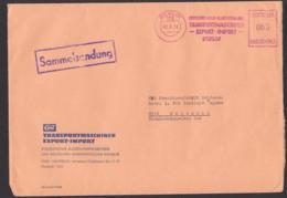 BERLIN ZKD-AFS =060= Sammelsendung-St. Export - Import 2.3.72 Nach Heidenau - [6] Democratic Republic