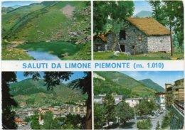 SALUTI DA LIMONE PIEMONTE (m. 1010) - Vedute - Altre Città