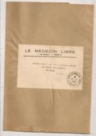 CACHET PP JOURNAUX /  ST SAINT MAIXENT L'ECOLE 1961 E27 - Journaux