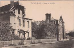PAVILLY  - ROUTE DE BARENTIN - - Pavilly