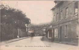 PAVILLY  - RUE  ADOLPHE LASNE ET ROUTE DE BARENTIN - - Pavilly