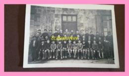 Photo De Classe   De Garcons  GOURHUEL (56) 1947 - Persone Identificate