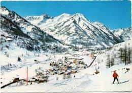 Piemonte Turistico - PONTECHIANALE - Invernale M. 1614 (Valle Varaita) - Altre Città