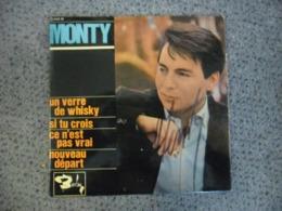 Vinyle 45 Tours 4 Titres AUTOGRAPHE MONTY Un Verre De Whisky Barclay 70649 M - Collector's Editions