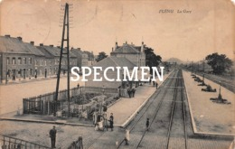 La Gare - Flénu - Mons