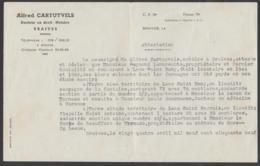 Braives - 1959 - Alfred Cartuyvels - Oude Documenten