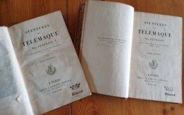 Aventures De Telemaque Par Fenelon 1820 Lequien Librairie - Livres, BD, Revues