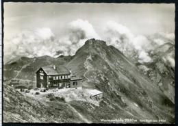Wormser Hütte - Kapellerweg 45, 6780 Schruns - Bludenz.  -NOT Used - See The 2 Scans For Condition. (Originalscan !! ) - Bludenz