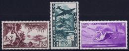 Martinique  Yv Ae 13 - 15  Postfrisch/neuf Sans Charniere /MNH/** - Airmail