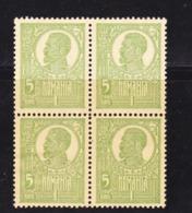 STAMPS-ROMANIA--UNUSED-SEE-SCAN - 1918-1948 Ferdinand I., Charles II & Michel