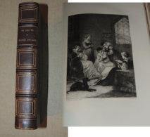 MARIE STUART / Par M. DE LESCURE  10 Gravures Par CAROLUS DURAN - Bien Relié - 1801-1900