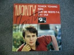 Vinyle 45 Tours 4 Titres AUTOGRAPHE MONTY Tchick Tchang Barclay 70691 M - Collector's Editions