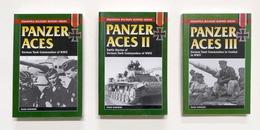 WWII - F. Kurowski - Panzer Aces - Completo - Ed. 2004 / 2010 Stackpole Books - Libros, Revistas, Cómics