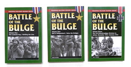 WWII - H. Wijers - The Battle Of The Bulge  - Completo - Ed. 2009 / 2014 - Libros, Revistas, Cómics