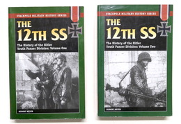 WWII - H. Meyer - The 12th SS - Hitler Youth Panzer Division - Completo - 2005 - Libros, Revistas, Cómics