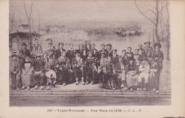 [01] Ain > PTypes Bressans Une Noce En 1850 - Non Classés