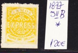 STAMPS-AMERICAN-SAMOA-1877-UNUSED-SEE-SCAN - Samoa