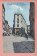 OLD POSTCARD -  ITALY - ITALIA - TRIESTE - TRAM - Trieste (Triest)