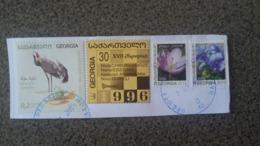 Stamps Stаmр Georgia - Georgië