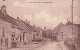 CHATENOIS          RUE D AMANGE - France