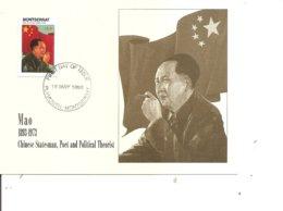 MaoTséTung ( CM De Montserrat De 1998 à Voir) - Mao Tse-Tung