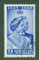 Seychelles: 1948   Royal Silver Wedding    SG152    9c    Used - Seychellen (...-1976)
