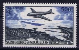 St. Pierre Et Miquelon Yv 23  AE Air     Postfrisch/neuf Sans Charniere /MNH/** - Luftpost