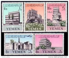 950 Yemen Imam Dar Al-Hajar San'a Rock MNH ** Neuf SC (YEM-34a) - Yemen
