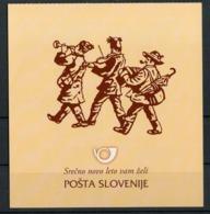 Slovenia 2015 ☀ Christmas Booklet - 12 A Stamps ☀ Unused - Slovénie