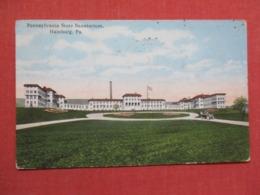 Pennsylvania State Sanatorium  Hamburg  Pennsylvania     Ref 3669 - United States