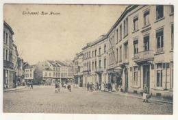 CPA TIENEN Rue Neuve 1911 - Tienen