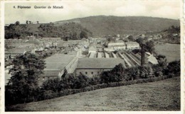 CPSM  PÉPINSTER : Quartier De Matadi - Pepinster